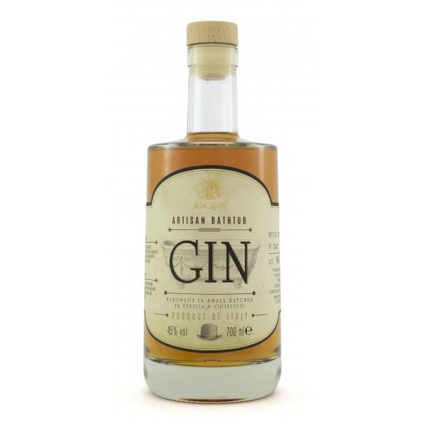 Alla Gusteria - Osteria de Ciotti - Nunquam - Gin
