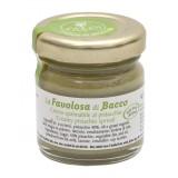 Bacco - Tipicità al Pistacchio - La Favolosa di Bacco - Cream with Pistachio from Bronte - Artisan Spreadable Creams - 40 g