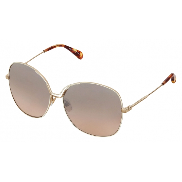 Givenchy - Occhiali da Sole GV Bow Bicolore - Marrone - Occhiali da Sole - Givenchy Eyewear