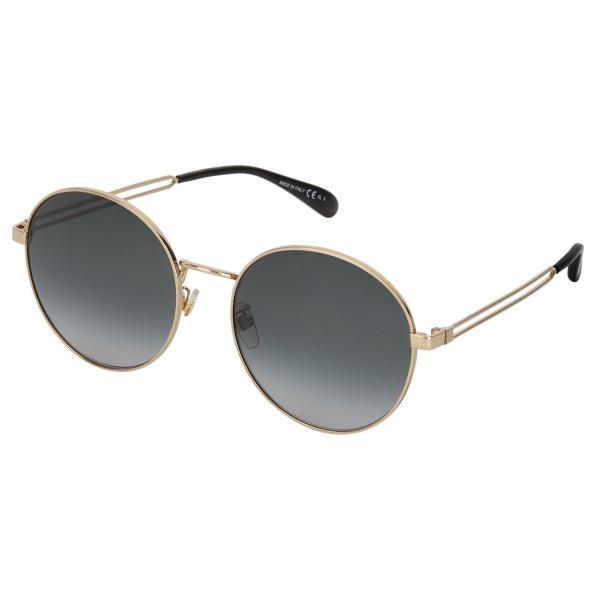 Givenchy - Occhiali da Sole Rotondi GV Double Wire - Grigio - Occhiali da Sole - Givenchy Eyewear