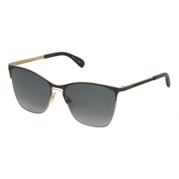 Givenchy - GV Halo Square Sunglasses - Black - Sunglasses - Givenchy Eyewear