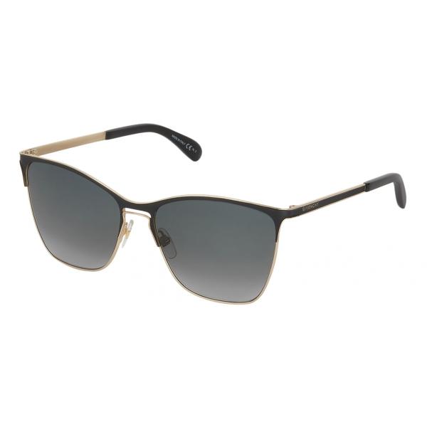 Givenchy - Occhiali da Sole Quadrati GV Halo - Nero - Occhiali da Sole - Givenchy Eyewear