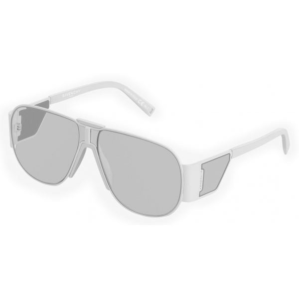 Givenchy - Occhiali da Sole GV Vision Unisex - Grigo Chiaro - Occhiali da Sole - Givenchy Eyewear