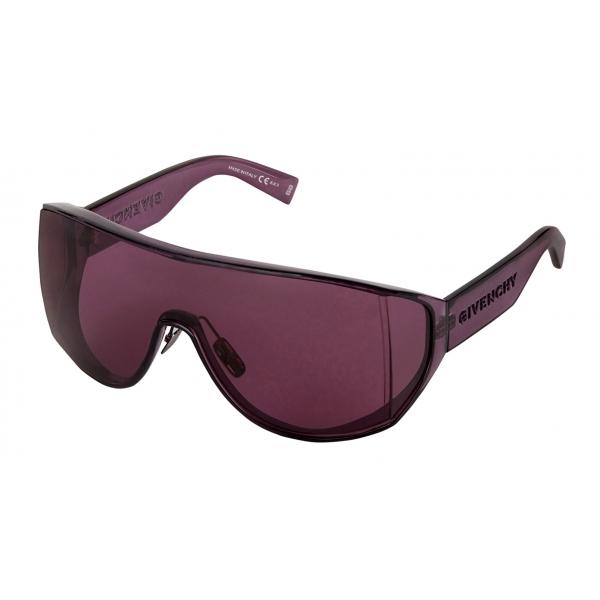 Givenchy - GVisible Unisex Sunglasses - Purple - Sunglasses - Givenchy Eyewear