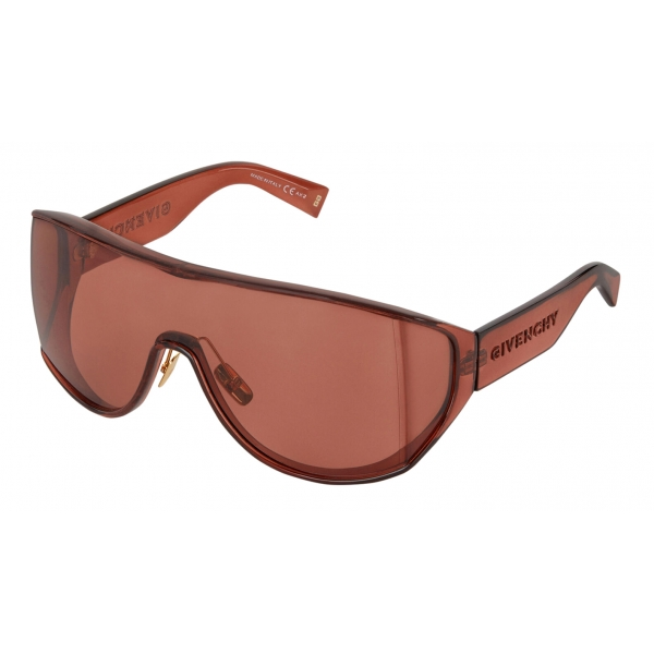 Givenchy - GVisible Unisex Sunglasses - Dark Nude - Sunglasses - Givenchy Eyewear