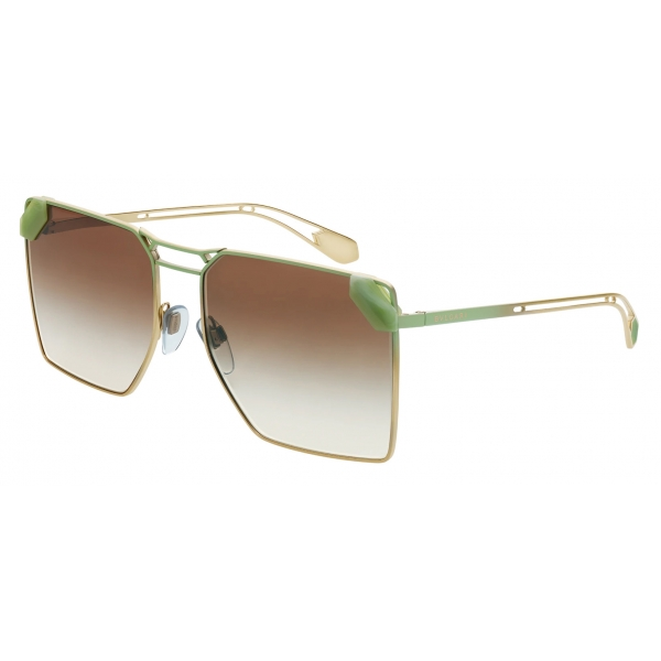 Bulgari - Serpenti - Occhiali da Sole Quadrati Oversize Sunnyscale - Serpenti Collection - Occhiali da Sole - Bulgari Eyewear