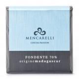 Mencarelli Cocoa Passion - Tavoletta Cioccolato Fondente Origine Madagascar - Tavoletta Cioccolato 50 g