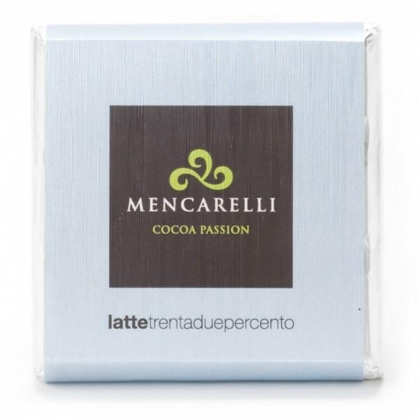 Mencarelli Cocoa Passion - Milk Chocolate Bar - Chocolate Bar 50 g
