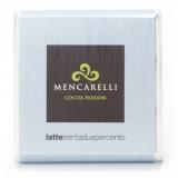 Mencarelli Cocoa Passion - Tavoletta Cioccolato Latte - Tavoletta Cioccolato 50 g