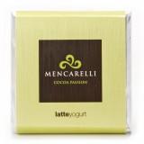 Mencarelli Cocoa Passion - Tavoletta Cioccolato Latte e Yogurt - Tavoletta Cioccolato 50 g