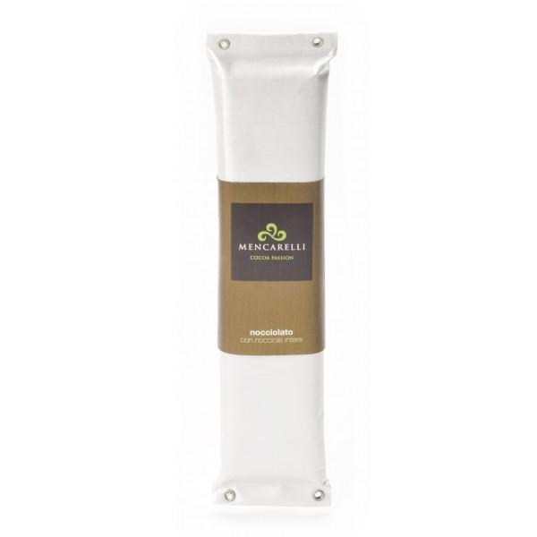 Mencarelli Cocoa Passion - Nougat with Hazelnut - Artisan Chocolate 200 g