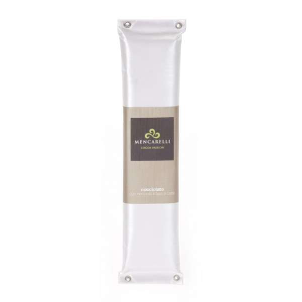 Mencarelli Cocoa Passion - Nocciolato al Caffè - Cioccolato Artigianale 200 g