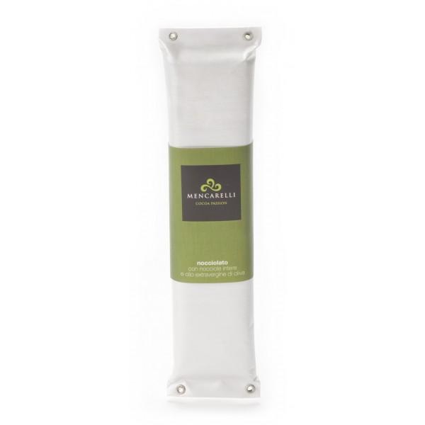 Mencarelli Cocoa Passion - Nocciolato all'Olio di Oliva - Cioccolato Artigianale 200 g
