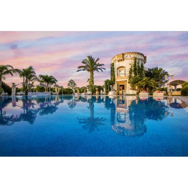 Sangiorgio Resort & Spa - Exclusive Luxury Gold Multisensorial Wellness - Salento - Puglia Italia - 6 Giorni 5 Notti