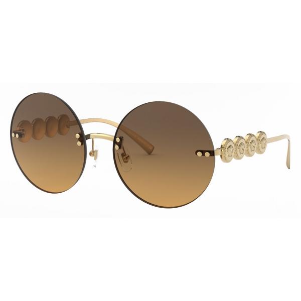 Versace - Sunglasses Signature Medusa - Gold - Sunglasses - Versace Eyewear