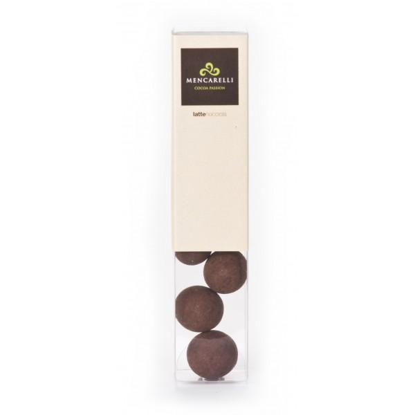 Mencarelli Cocoa Passion - Bassinato Nocciola al Latte - Cioccolato Artigianale 50 g