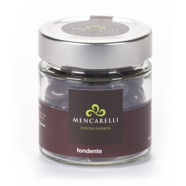 Mencarelli Cocoa Passion - Hazelnut Dragee with Dark Chocolate - Artisan Chocolate 110 g