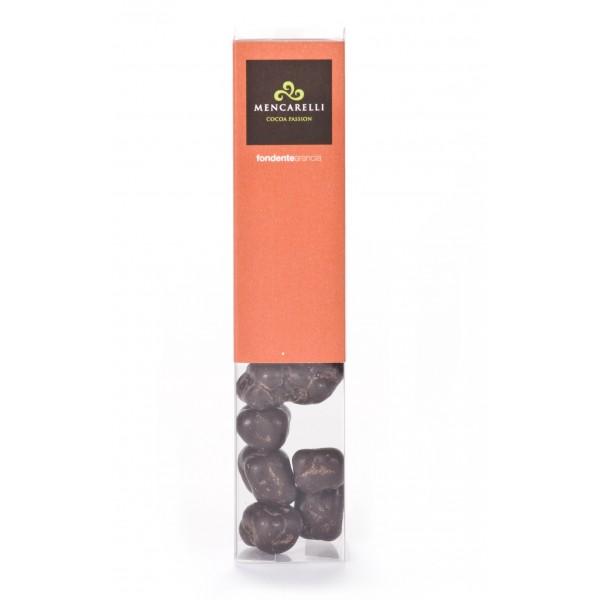 Mencarelli Cocoa Passion - Orange Dragee - Artisan Chocolate 50 g