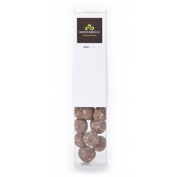 Mencarelli Cocoa Passion - Cocco Dragee - Artisan Chocolate 50 g