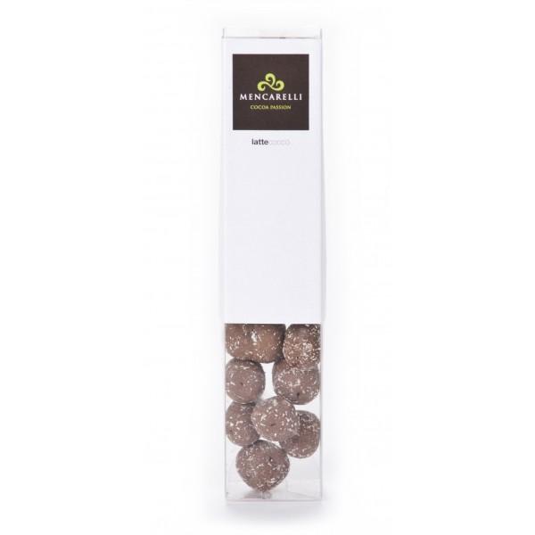 Mencarelli Cocoa Passion - Cocco Dragee - Artisan Chocolate 50 g