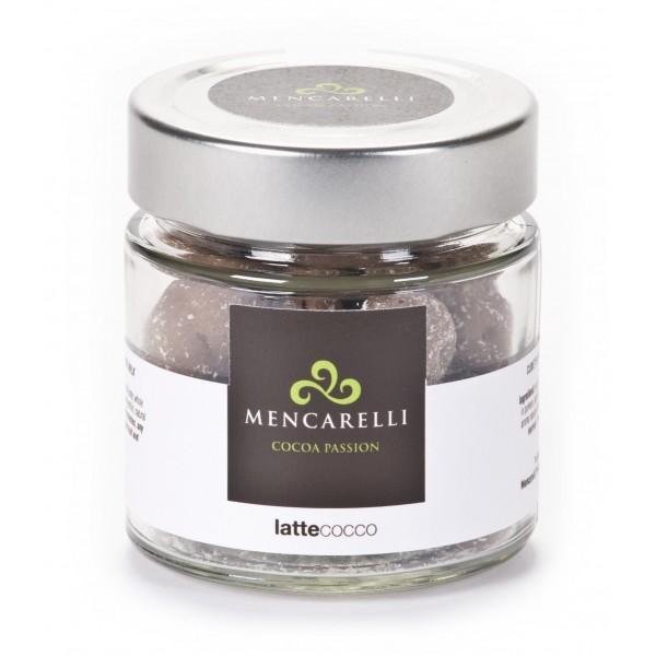 Mencarelli Cocoa Passion - Cocco Dragee - Artisan Chocolate 110 g