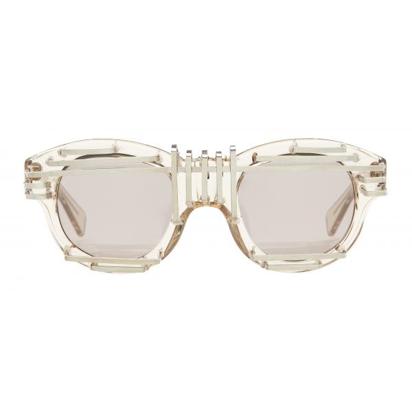 Kuboraum - Mask L2 - Artificial Intelligence - L2 SND AI - Occhiali da Sole - Kuboraum Eyewear