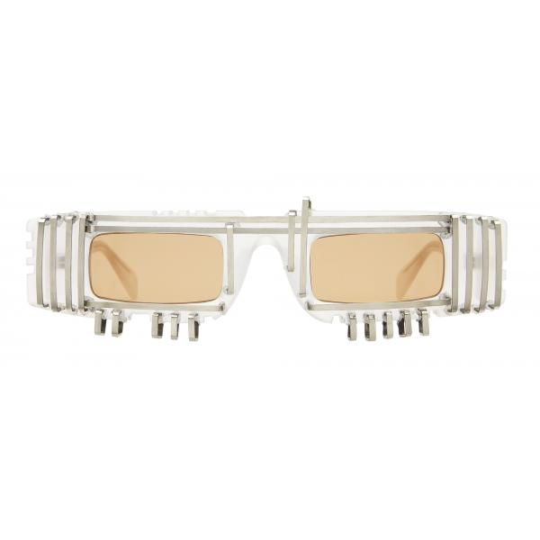 Kuboraum - Mask X5 - Artificial Intelligence - X5 PL AI - Occhiali da Sole - Kuboraum Eyewear