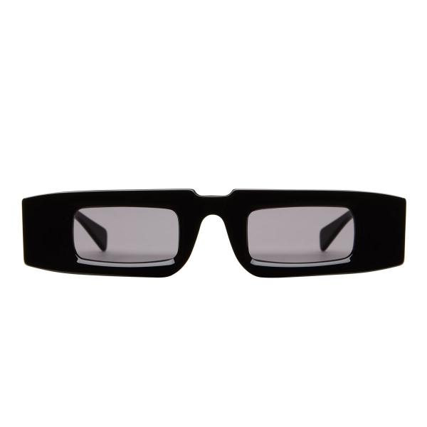 Kuboraum - Mask X5 - Black Shine - X5 BS - Sunglasses - Kuboraum Eyewear