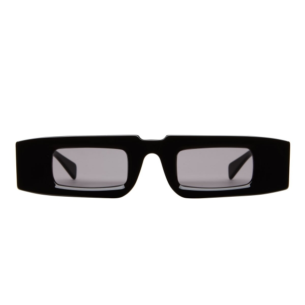 Kuboraum - Mask X5 - Nero Lucido - X5 BS - Occhiali da Sole - Kuboraum Eyewear