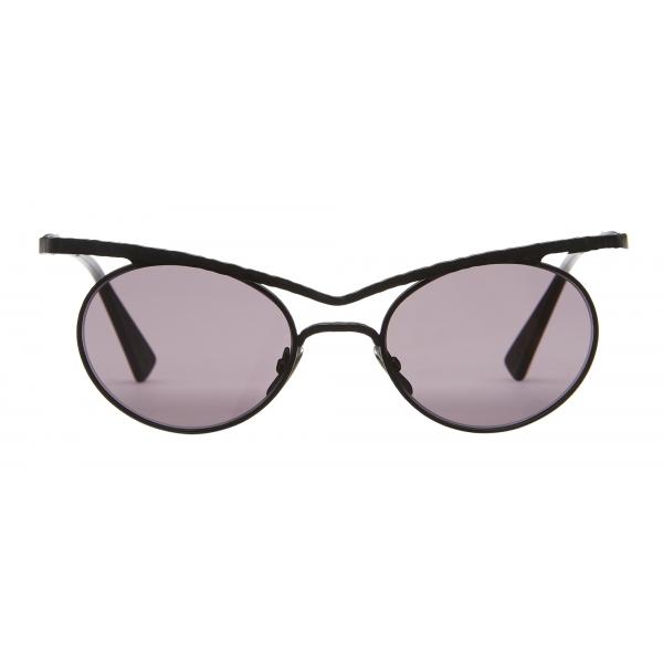 Kuboraum - Mask H53 - Black Matt - H53 BM - Sunglasses - Kuboraum Eyewear