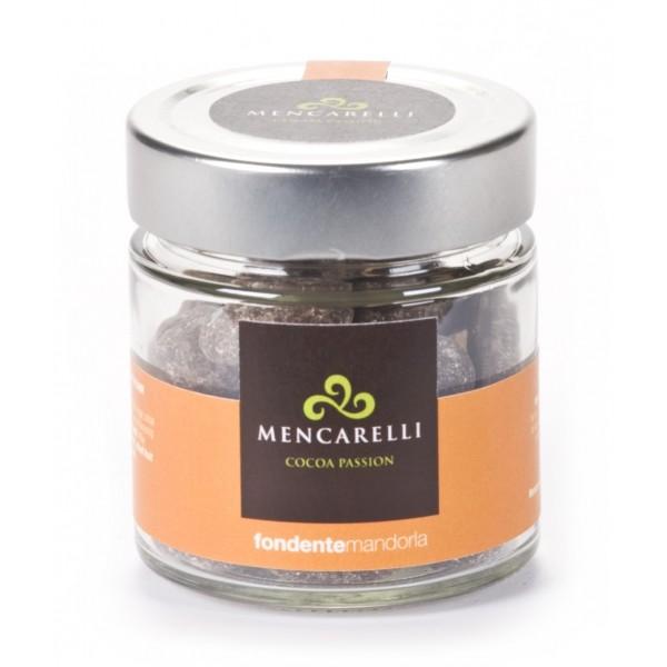 Mencarelli Cocoa Passion - Bassinato Mandorla - Cioccolato Artigianale 110 g