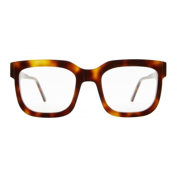 Kuboraum - Mask K4 - Havana - K4 HA - Optical Glasses - Kuboraum Eyewear