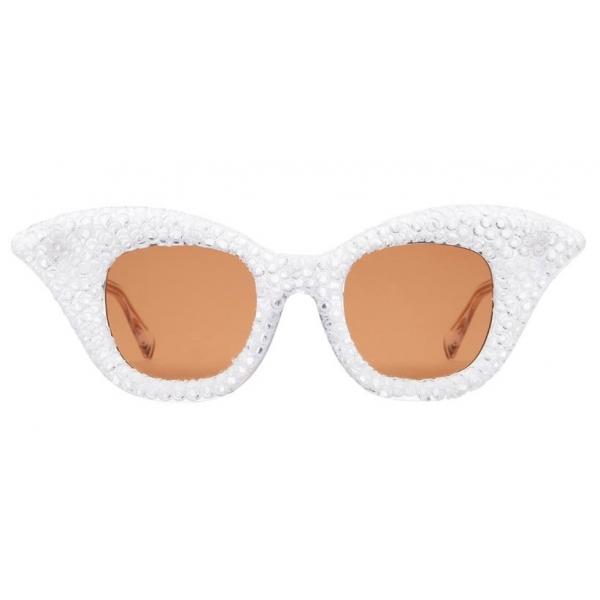 Kuboraum - Mask B20 - Coral - B20 PL CO - Sunglasses - Kuboraum Eyewear