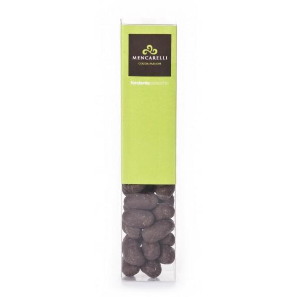 Mencarelli Cocoa Passion - Pistachio Dragee - Artisan Chocolate 50 g