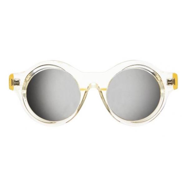 Kuboraum - Mask A1 - Champagne - A1 CHP - Occhiali da Sole - Kuboraum Eyewear