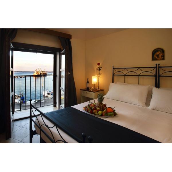 Al Pescatore Hotel & Restaurant - Exclusive Silver Gallipoli - Salento - Puglia Italy - 2 Days 1 Night