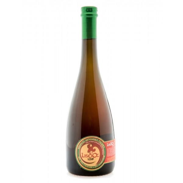 Birrificio Artigianale Lis d'Oc - Loup - Artisan Beer - 750 ml