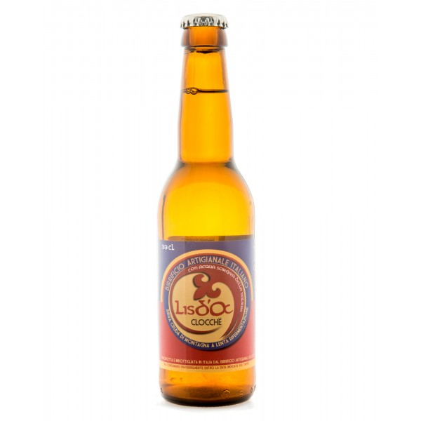 Birrificio Artigianale Lis d'Oc - Clocchè - Artisan Beer - 330 ml