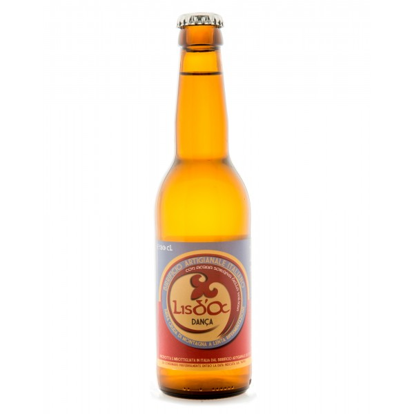Birrificio Artigianale Lis d'Oc - Danca - Artisan Beer - 330 ml