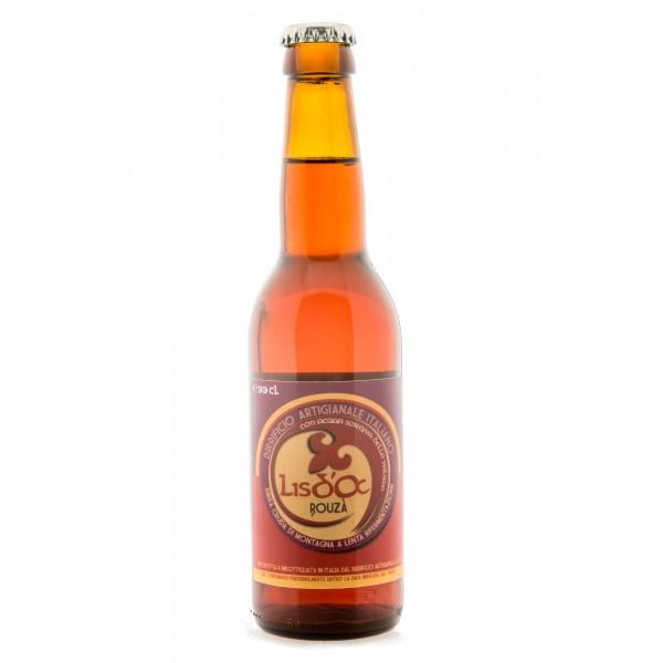 Birrificio Artigianale Lis d'Oc - Rouza - Birra Artigianale - 330 ml
