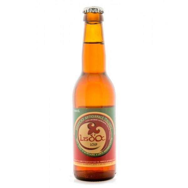 Birrificio Artigianale Lis d'Oc - Loup - Artisan Beer - 330 ml