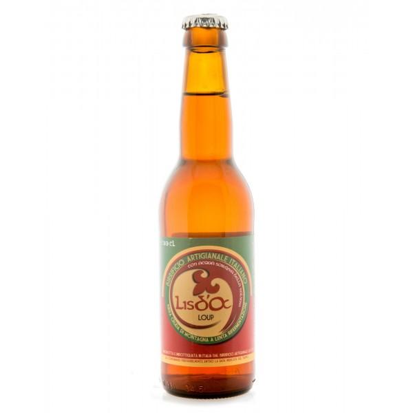 Birrificio Artigianale Lis d'Oc - Loup - Birra Artigianale - 330 ml