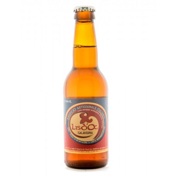 Birrificio Artigianale Lis d'Oc - Galaverna - Artisan Beer - 330 ml