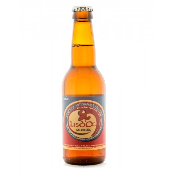 Birrificio Artigianale Lis d'Oc - Galaverna - Birra Artigianale - 330 ml