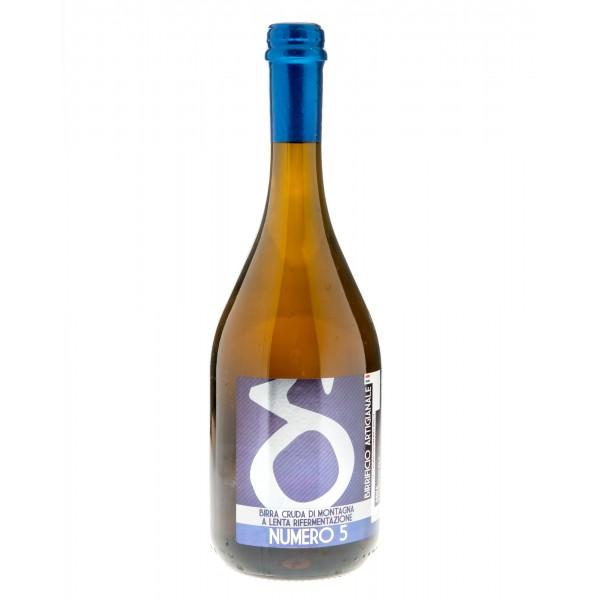 Birrificio Artigianale Lis d'Oc - Numero 5 - Birra Artigianale - 750 ml