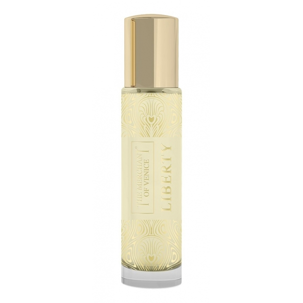 The Merchant of Venice - Liberty EDP Concentrèe - Murano Exclusive - Luxury Venetian Fragrance - 10 ml