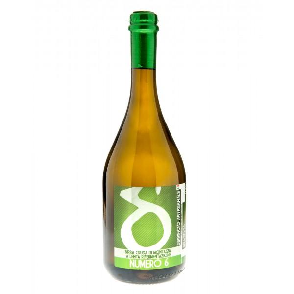 Birrificio Artigianale Lis d'Oc - Numero 6 - Artisan Beer - 750 ml