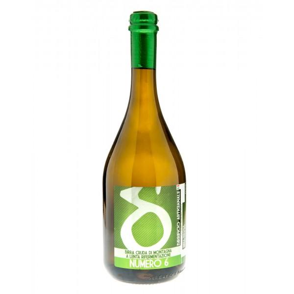 Birrificio Artigianale Lis d'Oc - Numero 6 - Birra Artigianale - 750 ml