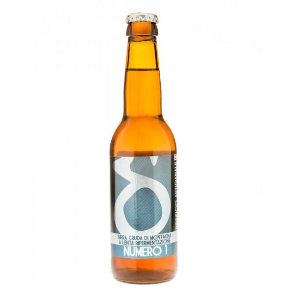 Birrificio Artigianale Lis d'Oc - Numero 1 - Artisan Beer - 330 ml
