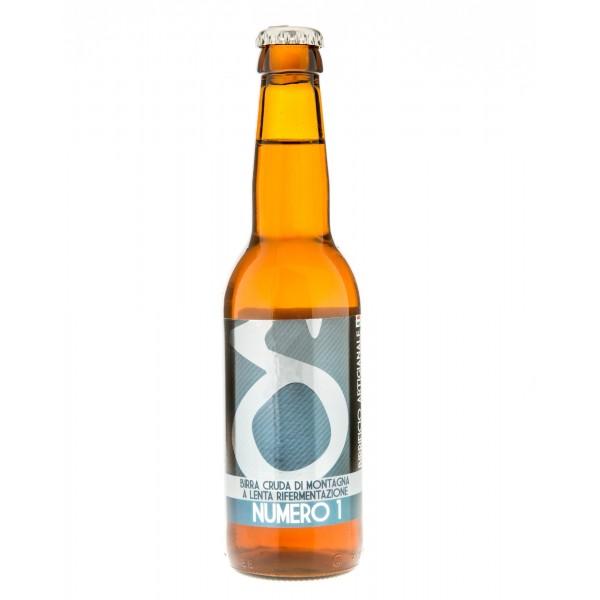 Birrificio Artigianale Lis d'Oc - Numero 1 - Birra Artigianale - 330 ml